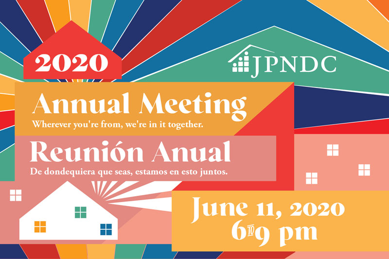 Annual Meeting/Reunión Anual 2020